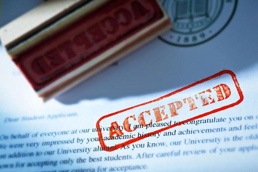 مدارک پذیرش دانشگاه مک گیل