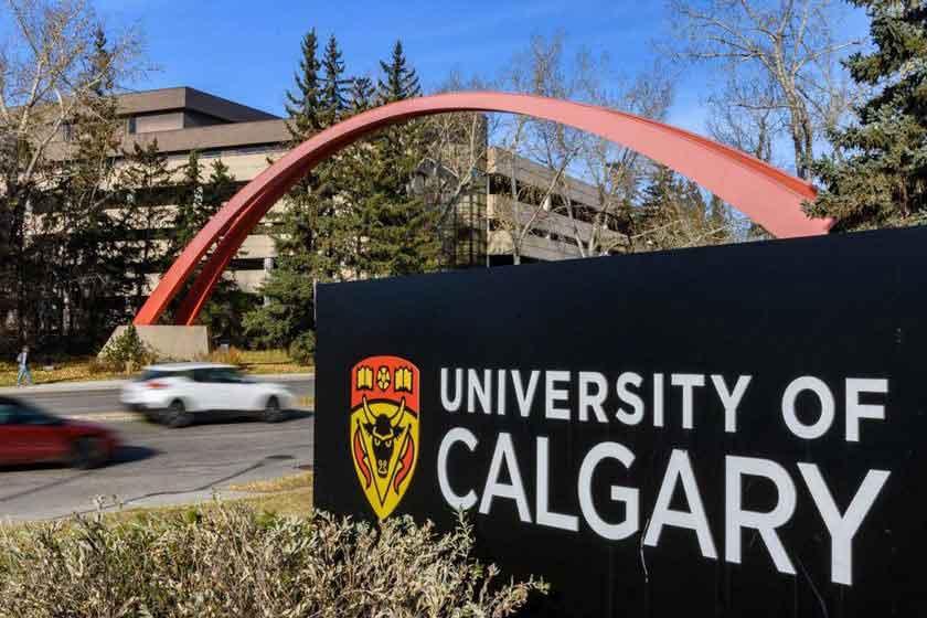 دانشگاه-کلگری-کانادا