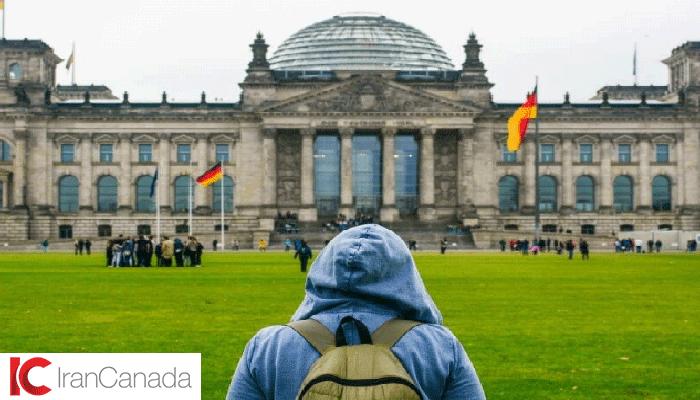 راههای مهاجرت به آلمان